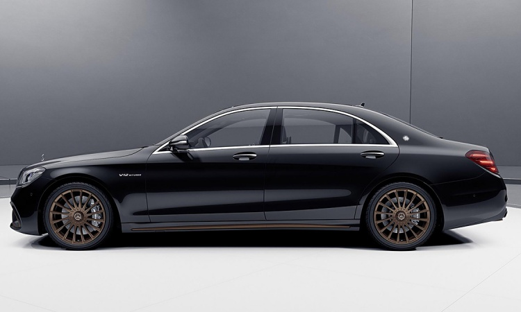 Mercedes S65 'Final Edition'