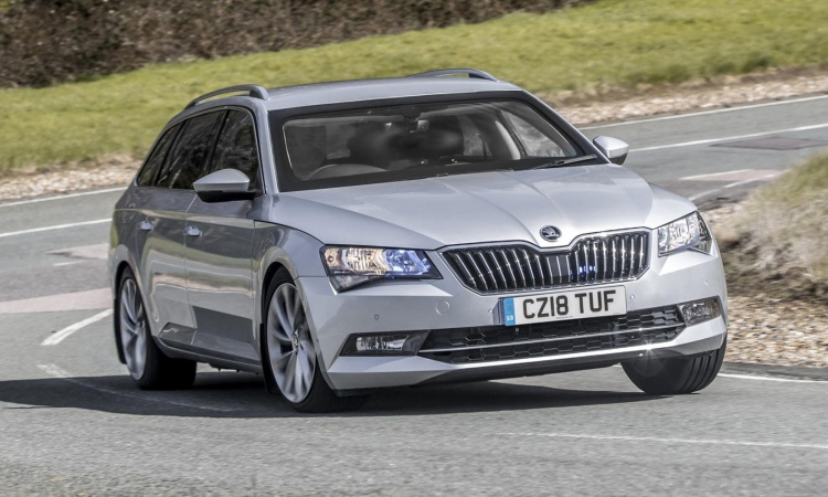 Skoda Superb, bulletproof