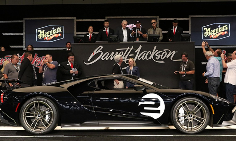 This second-hand Ford GT sold for RM6.44m