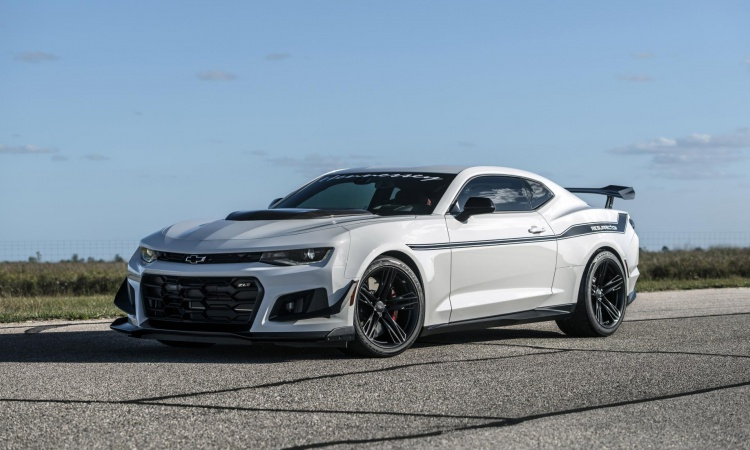 The Hennessey Resurrection is a 1,200bhp Chevy Camaro
