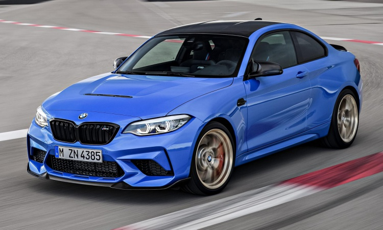 The 444bhp BMW M2 CS is here to bring balance to the Force