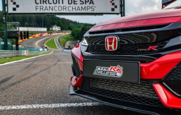 Type R at Spa